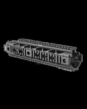 SVD Aluminum Quad--Rail System