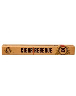 CIGAR RESERVE BOX OF 25 SPANISH CEDAR CIGAR SPILLS